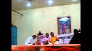 Carnatic Vocal Concert By Dr. Sreevalsan Menon - Part 6