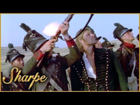 Sharpe Shows What Makes A Good Solider | Sharpe