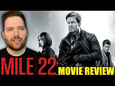 Mile 22 - Movie Review