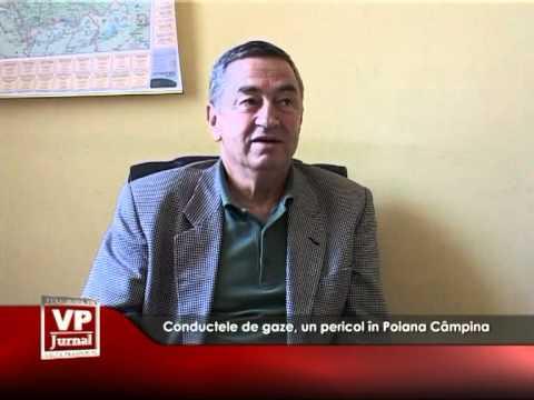 Conductele de gaze, un pericol în Poiana Câmpina
