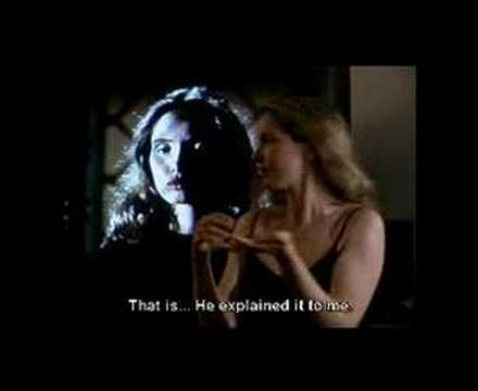 three colors white part 1 - Here wonderful, energetic, funny Julie Delpy talks about filming the end of the movie Trzy kolory - Biały (Three Colours - White) by Krzysztof Kieślowski (19...