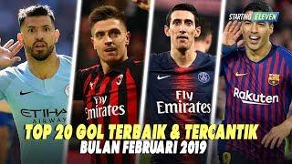 Download Video 20 Gol Tercantik & Terbaik Bulan Februari 2019 ● Starting Eleven MP3 3GP MP4