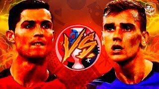Video Cristiano Ronaldo vs Antoine Griezmann - 2016/2017 | HD | 1080p MP3, 3GP, MP4, WEBM, AVI, FLV Mei 2017