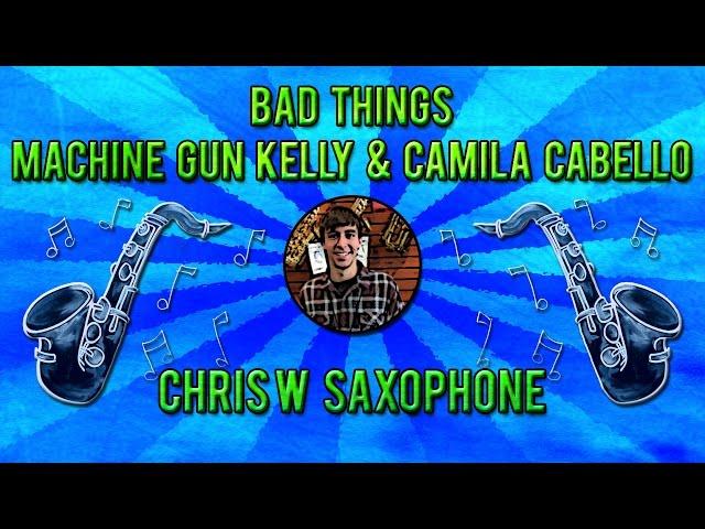 bad things machine gun album cover