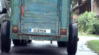 Video Durman : Nebijte bílé 2010