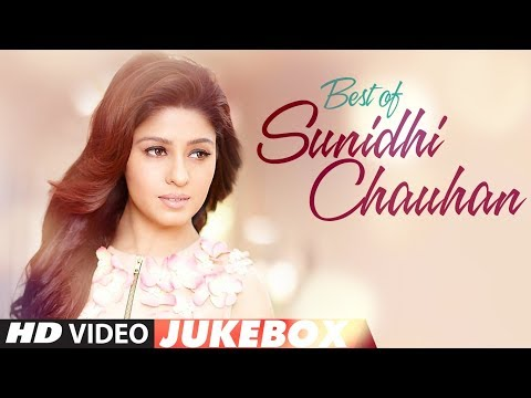 Best of Sunidhi Chauhan Songs || Latest Hindi Song