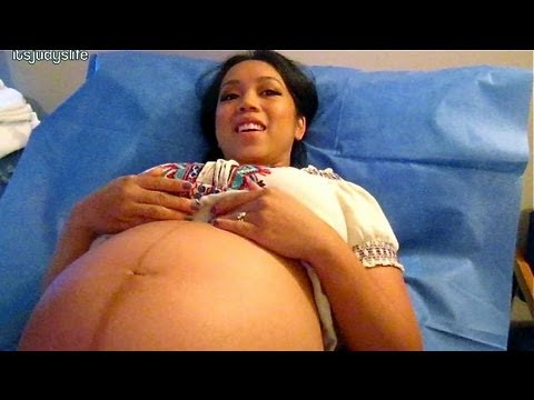 BABY SMILING in 4D ULTRASOUND! – August 17, 2012 – itsJudysLife Vlog