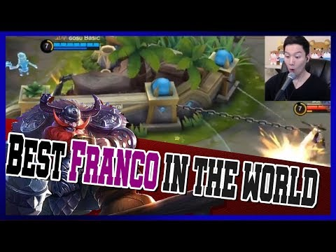 WTF!? Hook Everyone! The Best Franco In the World / MLBB