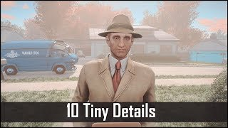 Video Fallout 4 – 10 Tiny Details You May Have Missed in the Wasteland - Fallout 4 Secrets MP3, 3GP, MP4, WEBM, AVI, FLV Desember 2018