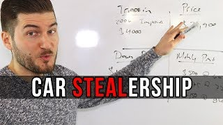 Video How Car Dealerships Rip You Off (The Truth) MP3, 3GP, MP4, WEBM, AVI, FLV Juni 2019