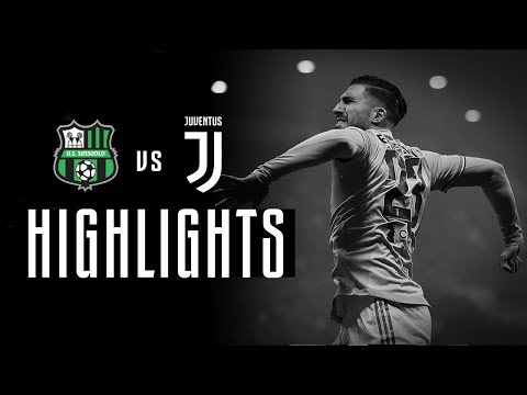 HIGHLIGHTS: Sassuolo vs Juventus - 0-3 - The Bianconeri win by three - Thời lượng: 5 phút, 37 giây.