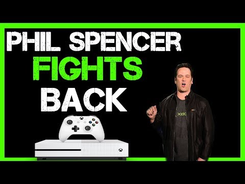 Phil Spencer Drops HUMONGOUS Xbox One Announcement! TOTALLY Destroys Fanboy Arguments!