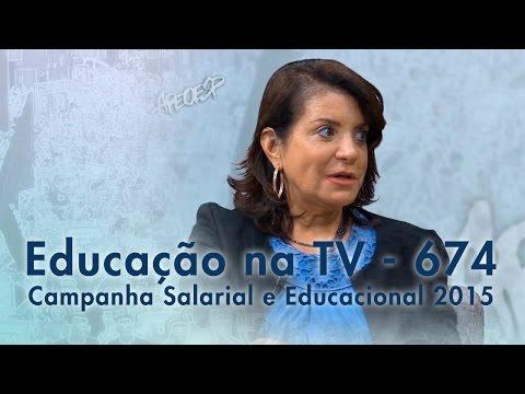 Campanha Salarial e Educacional 2015