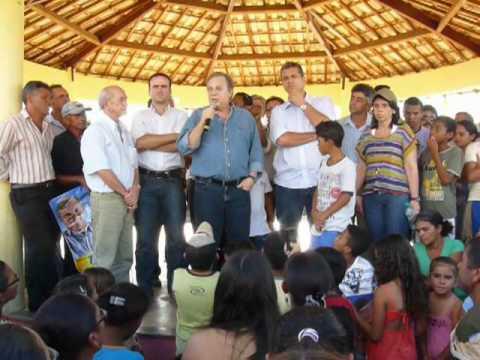 Tasso fala em Penaforte sobre guerra contra o crime e as drogas