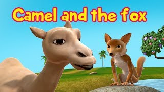 This short story 'The Camel and the Fox' from our collection of Stories for kids is sure to help children learn some important moral values of life.for more information, visit www.infobells.com