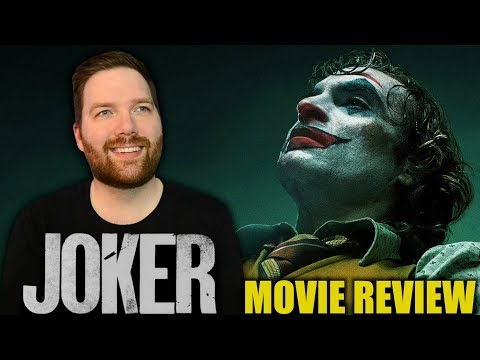 Joker - Movie Review