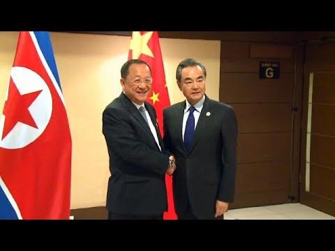 Πεκίνο προς Β.Κορέα: «Μην προχωρήσετε σε εχθρικές ενέργειες»