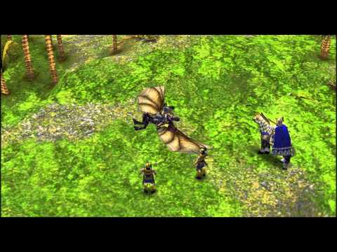 Age Of Mythology: The Titans Cutscenes [2/2][ending]
