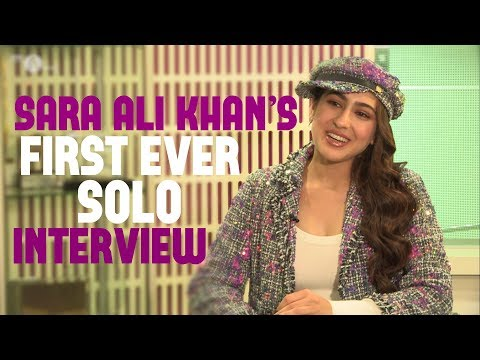Exclusive: Sara Ali Khan Interview