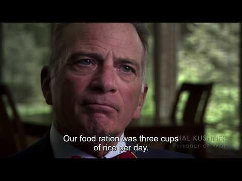 Hall Kushner, prisoner of war - Thời lượng: 3 phút và 36 giây.