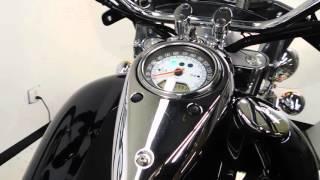 2. 2007 Kawasaki VN1600D Vulcan Nomad Black - used motorcycle for sale - Eden Prairie, MN