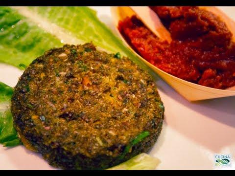 burger veg crudista