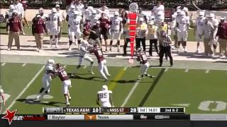 Dak Prescott vs Texas A&M (2014)