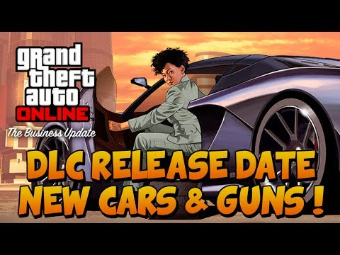 GTA 5 DLC – Online Business DLC Update New Rare Cars,Guns & More ! (GTA 5 News)