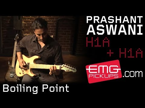"Prashant Aswani ""Boiling Point"" for EMGtv"