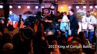Video King of Congas Battle 2013 (Official Video) MP3, 3GP, MP4, WEBM, AVI, FLV Agustus 2019