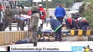 Recuento de balacera en Juárez NL
