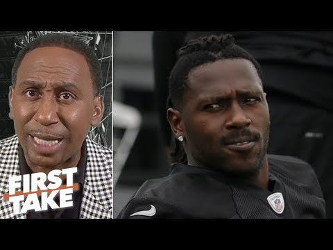 Video: The Steelers will be better without Antonio Brown and Le'Veon Bell - Stephen A. | First Take