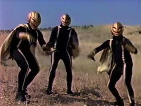 """VR Troopers: """"Skugs"""" Music Video (1994)"""