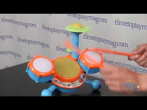 KidiBeats Drum Set from VTech