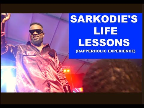 SARKODIE'S LIFE LESSONS | HIGHEST