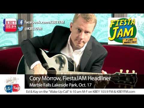 Cory Morrow headlines FiestaJAM in Marble Falls