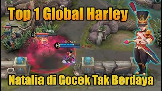 Video Top 1 Global Harley Kombinasi Deadly Magic + Poker Trick Damage nya Sakit Banget MP3, 3GP, MP4, WEBM, AVI, FLV Oktober 2018