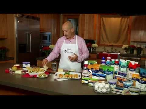 Safeway's Chef Jeff Anderson Shares Three Easy Holiday Recipes Using Dairy Products