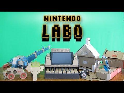 Nintendo Labo and Theories of Edutainment (видео)