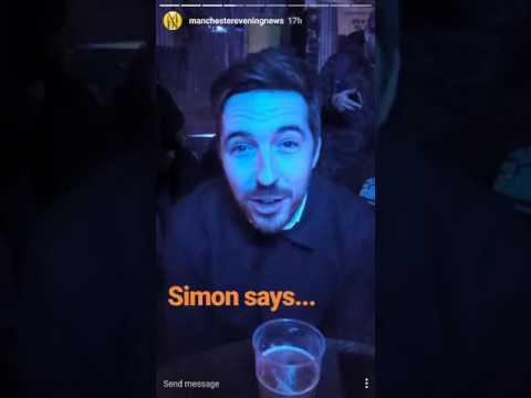 Instagram stories tour of Beat Street Manchester