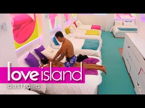 Erin walks in on Grant and Tayla having sex | Love Island Australia 2018