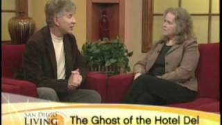 Ghost of the Hotel Del Coronado true identity revealed!
