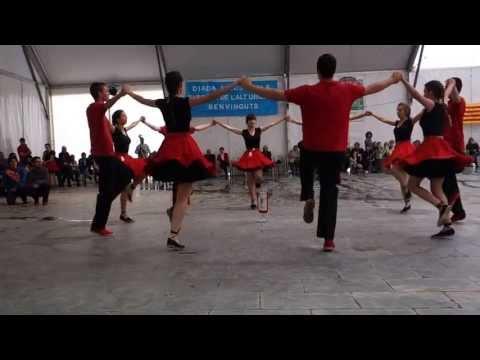 Ballada Organyà i concert amb la Cobla Ciutat de Girona 2013