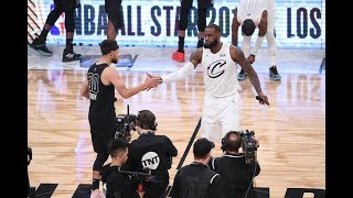 Mic'd Up!  LeBron James' Best Wired Moments From the 2018 NBA All Star Game! by NBA