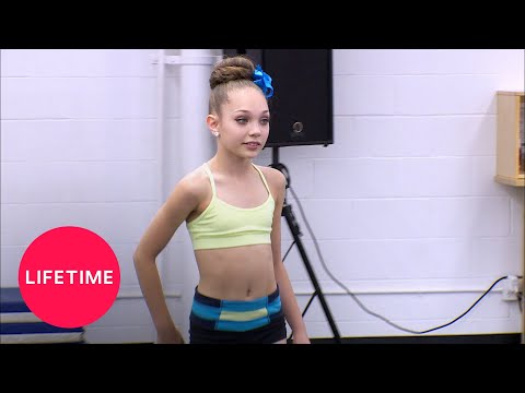 Dance Moms: Maddie's Solo Decision, Part 1 (season 4 Flashback) | Lifetime