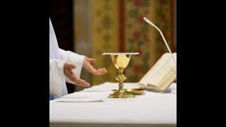 Suscríbete aquí y sigue la Misa diaria en español: https://goo.gl/ZJrJWE Nazaret TV te ofrece la Santa Misa de hoy, sábado 12 de...