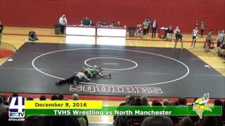 TVHS Wrestling vs. North Manchester