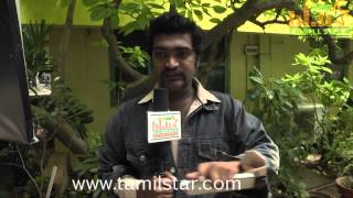 Jagadeesh  at Orey Oru Saatchi&Thupparivaan Ashok Press Meet