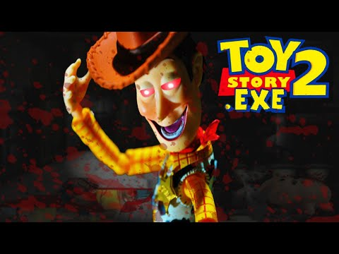 TOY STORY 2.EXE - THE RETURN OF WOODY