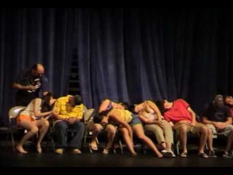 Guy Cater - Hypnotist. In The USA